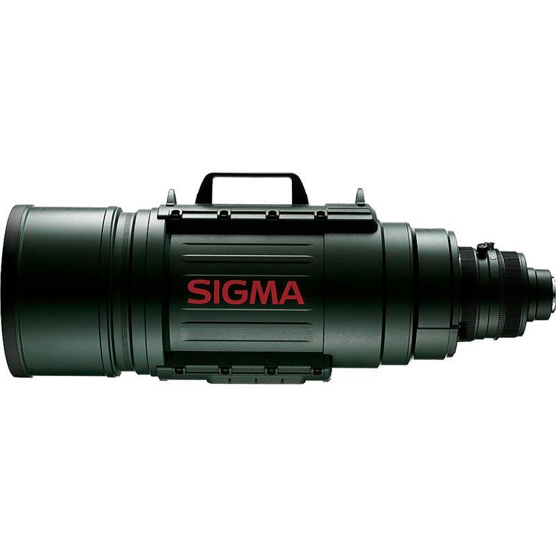Sigma 200-500mm F2.8 APO EX DG - Canon EOS Image 1