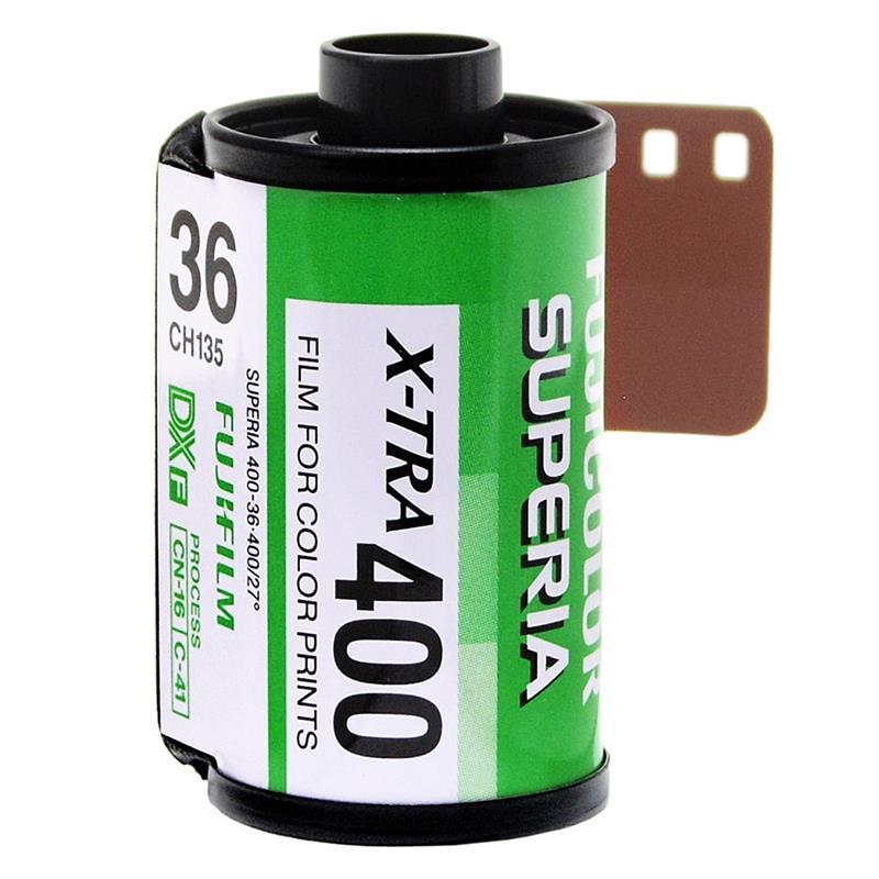 Fujifilm Superia 400 36 Exposure x10 Image 1