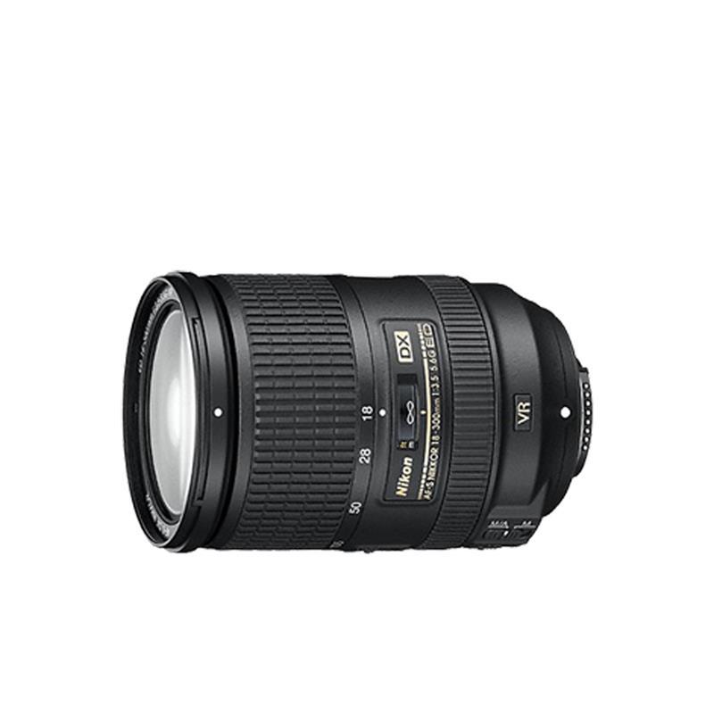 18-300mm F3.5-6.3 G ED AFS DX VR Image 1