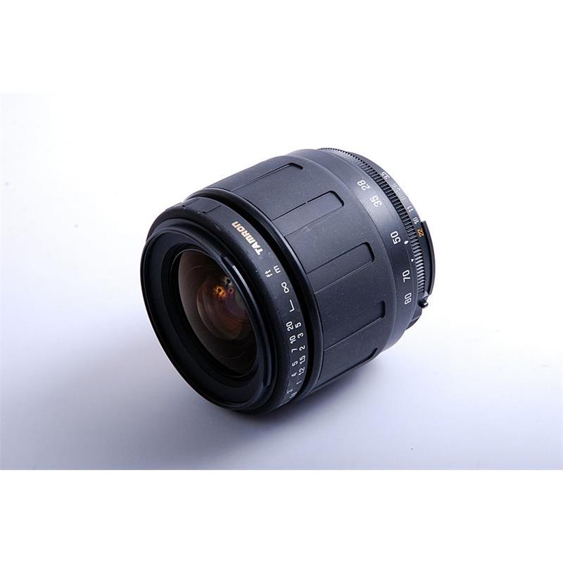 Tamron 28-80mm F3.5-5.6 AFD - Nikon AF - Nikon AF Thumbnail Image 0