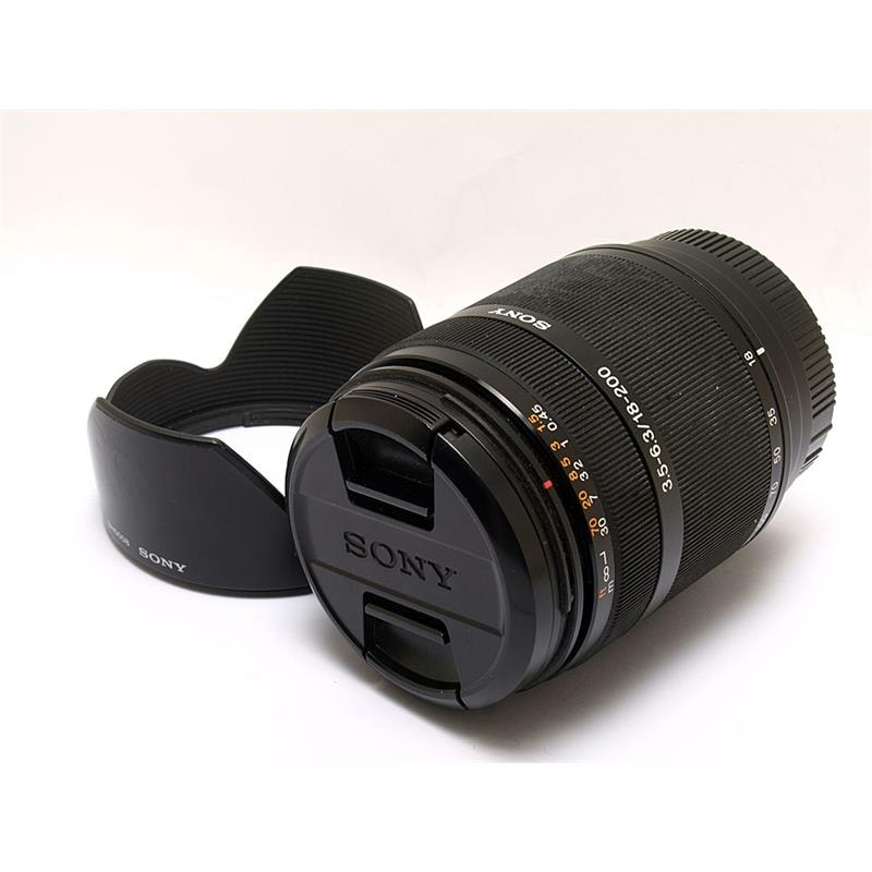 Sony 18-200mm F3.5-6.3 DT Thumbnail Image 0