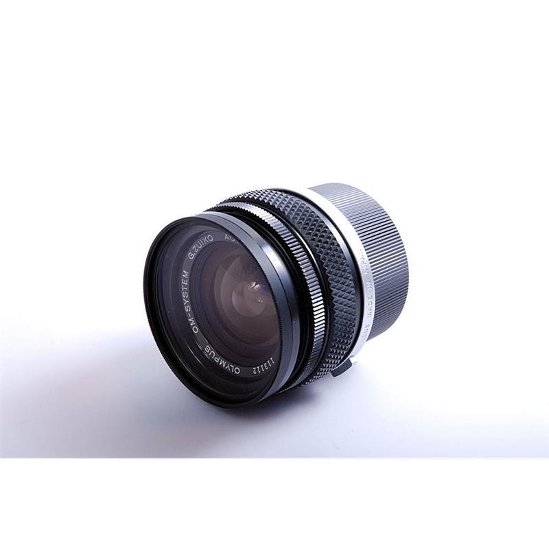 Olympus 21mm F3.5 Zuiko Thumbnail Image 0