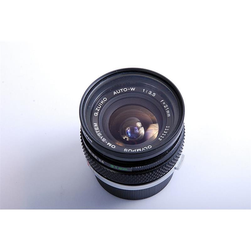 Olympus 21mm F3.5 Zuiko Thumbnail Image 1