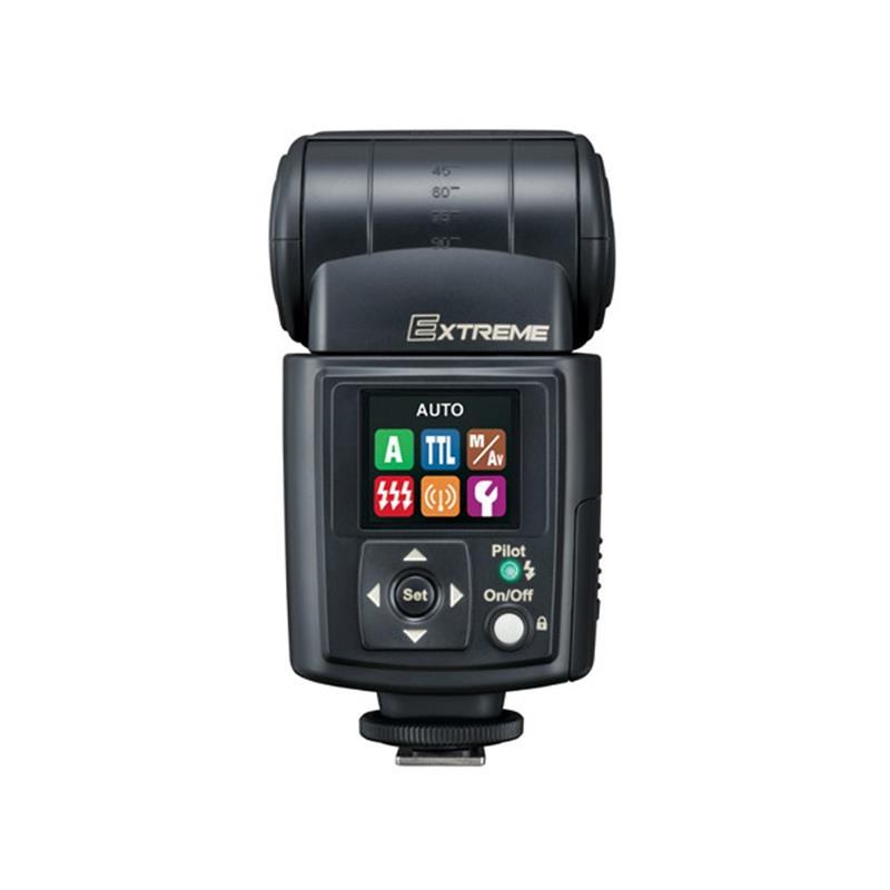 Nissin MG8000 Extreme Flashgun - Canon EOS Thumbnail Image 1