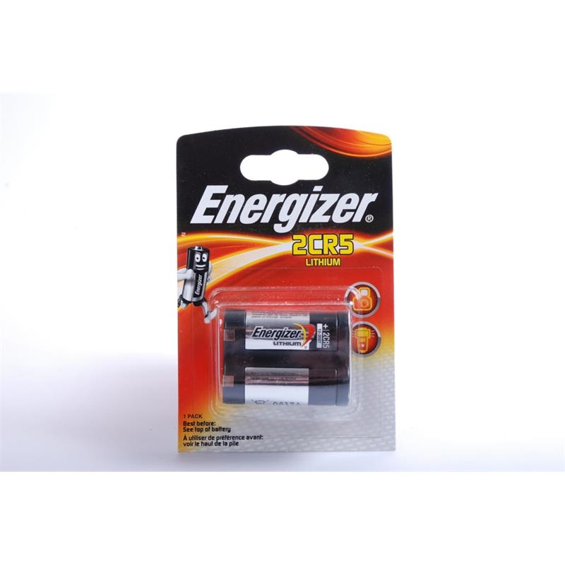 Energizer 2CR5 Lithium Image 1
