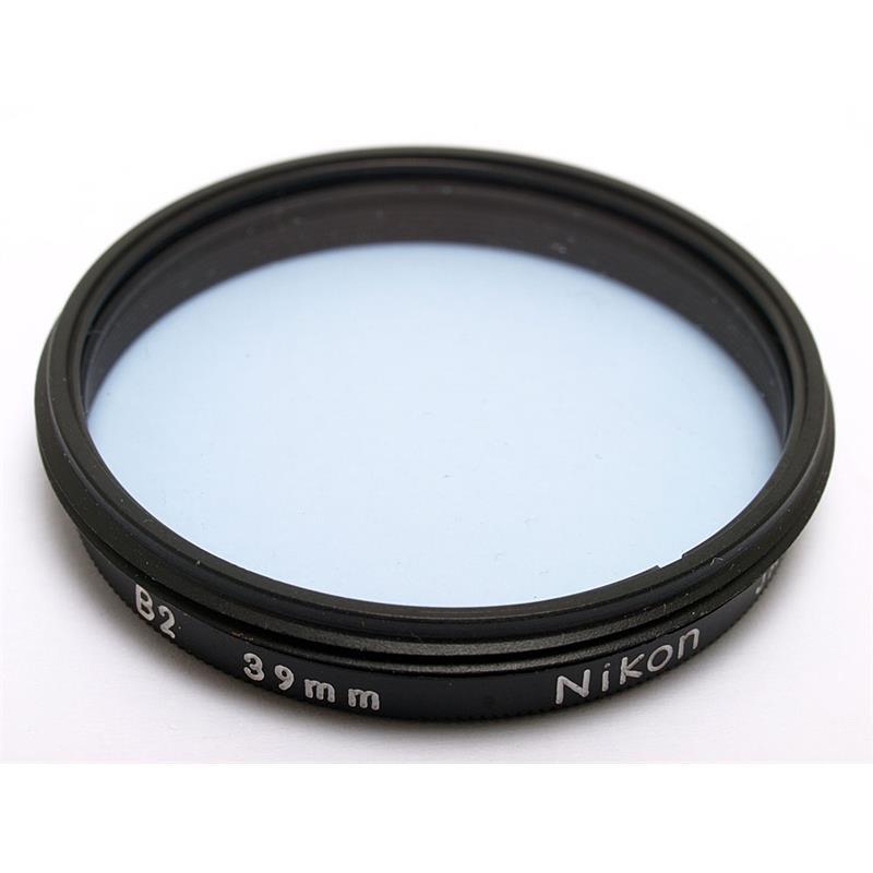 Nikon 39mm Blue B2 Image 1