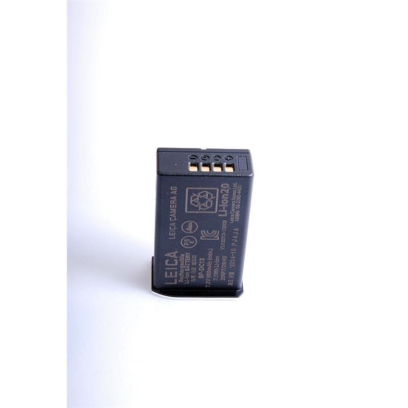 Leica BP-DC13 Battery T - Silver 18772 Thumbnail Image 2