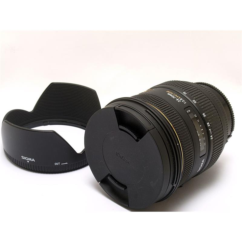 Sigma 24-70mm F2.8 IF EX DG HSM - Sony AF Thumbnail Image 0