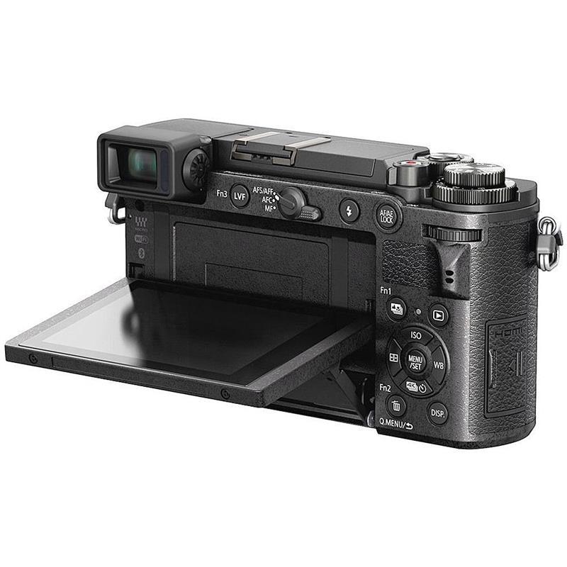 Panasonic DC GX9 + 12-32mm - Black  Thumbnail Image 2
