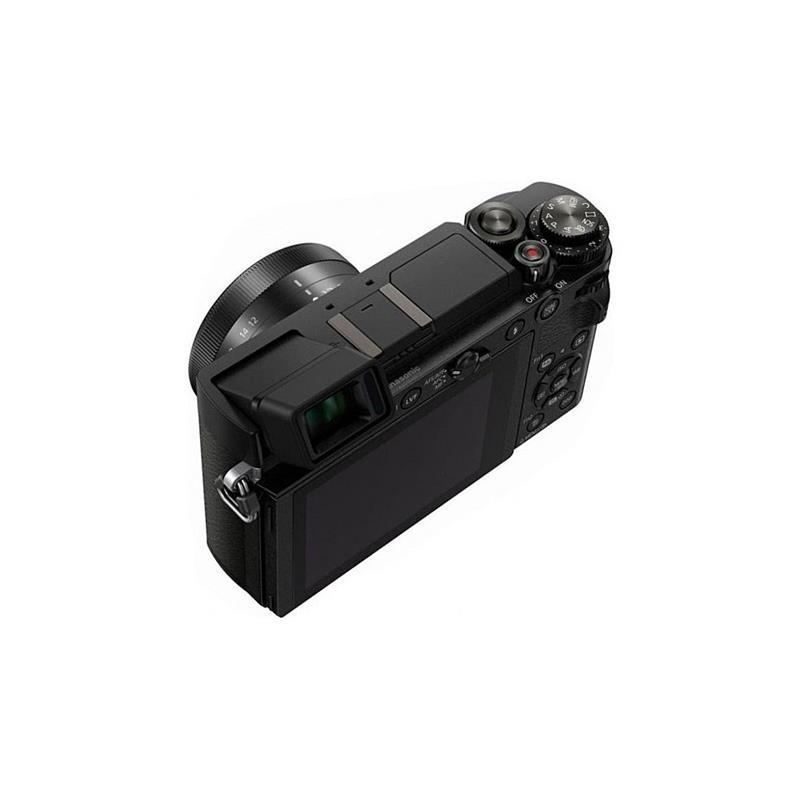 Panasonic DC GX9 + 12-32mm - Black  Thumbnail Image 1