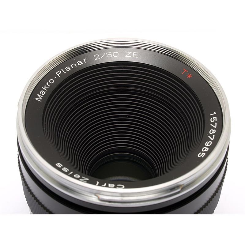 Zeiss 50mm F2 T* Makro-Planar ZE Macro Thumbnail Image 1