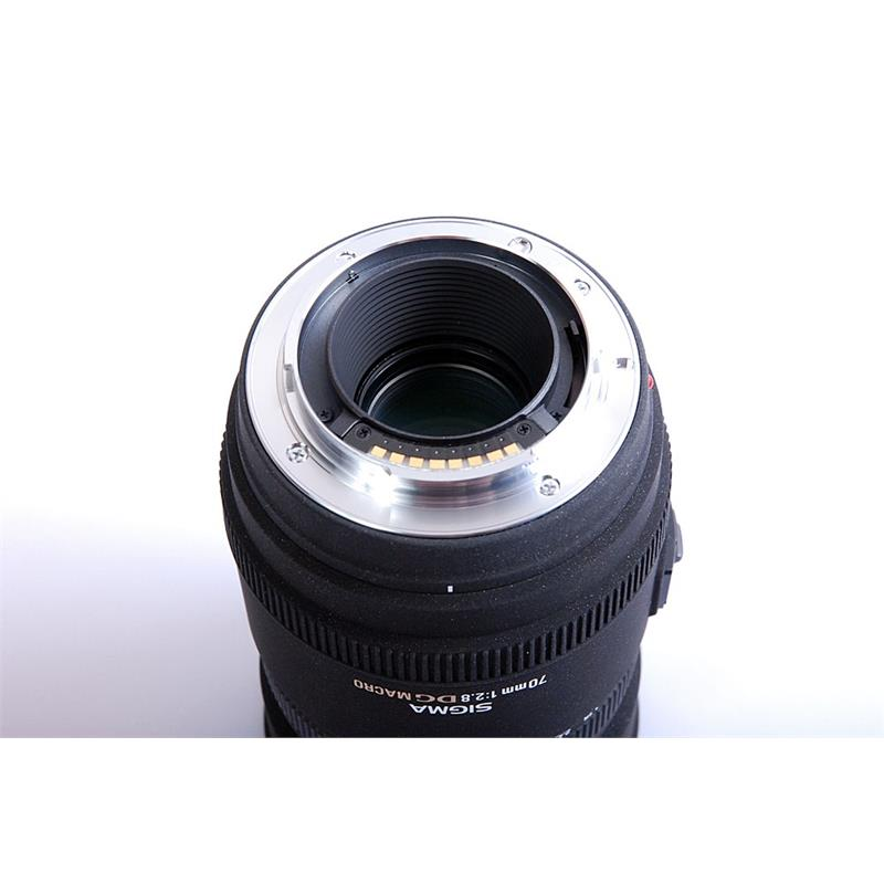 Sigma 70mm F2.8 EX DG Macro - Canon EOS Thumbnail Image 2