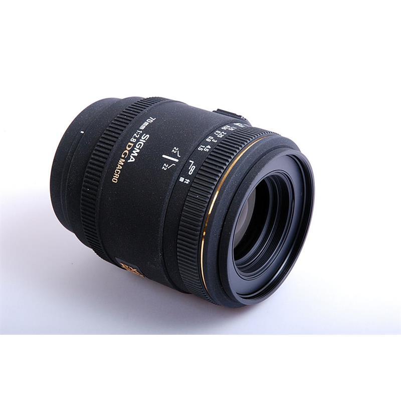 Sigma 70mm F2.8 EX DG Macro - Canon EOS Thumbnail Image 0
