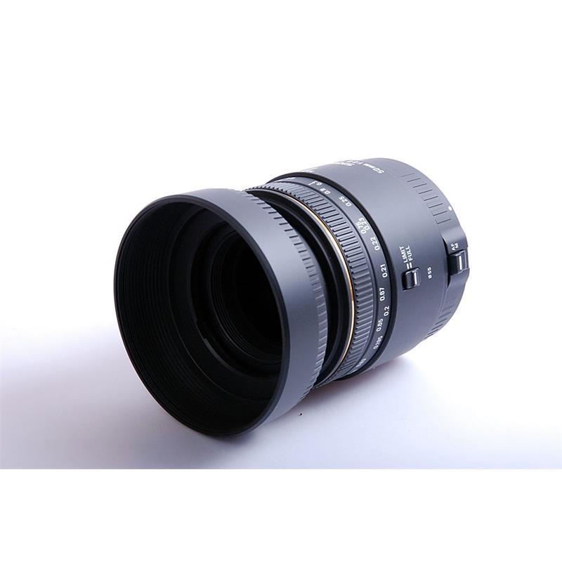 Sigma 50mm F2.8 EX DG Macro - Canon EOS Thumbnail Image 0