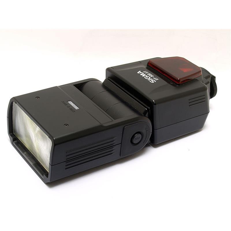 Sigma EF500 ST Flash - Pentax Thumbnail Image 0