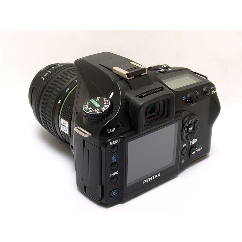 Pentax K100D + 18-55mm Thumbnail Image 1
