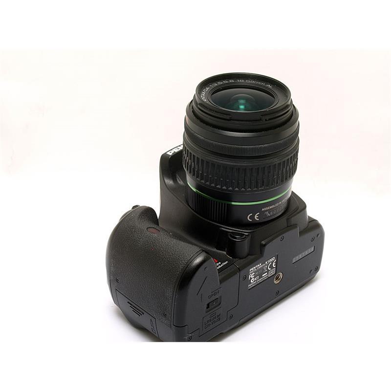 Pentax K100D + 18-55mm Thumbnail Image 2
