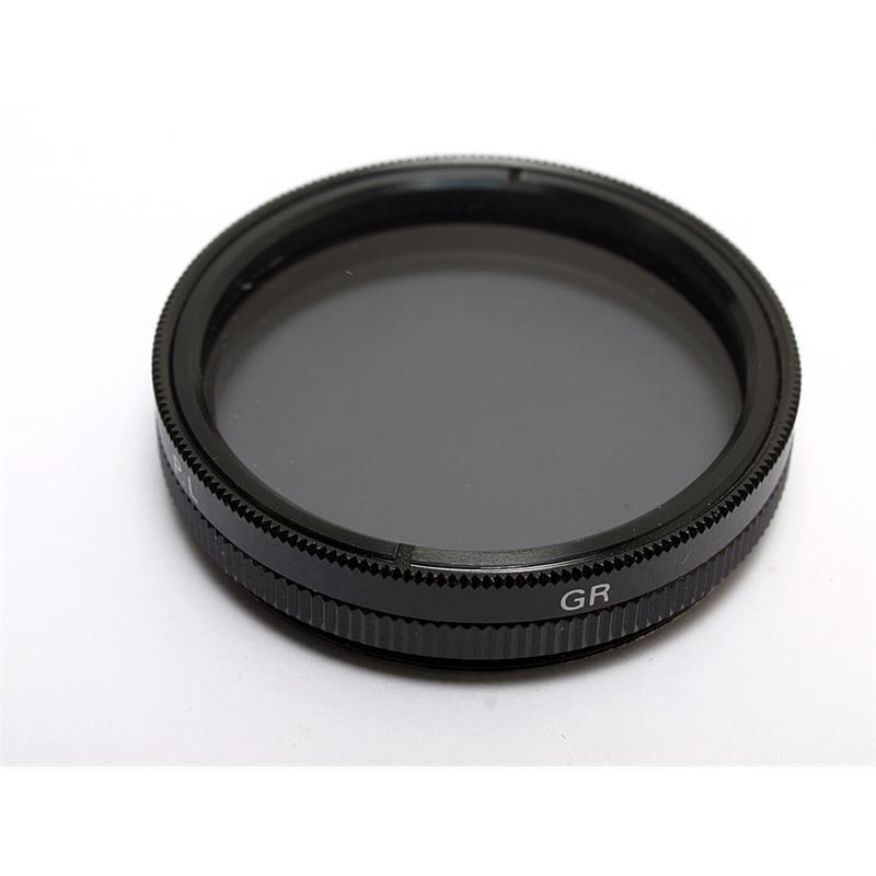 Ricoh 30.5mm GR Polarising Filter Image 1