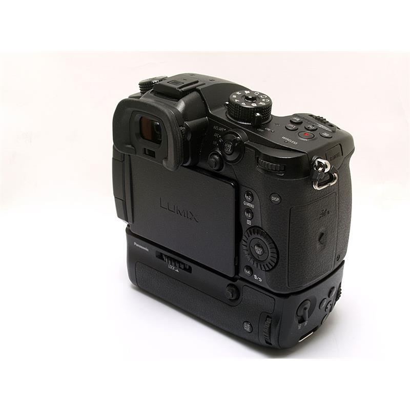 Panasonic DC GH5 Body + BGGHG Battery Grip Thumbnail Image 1