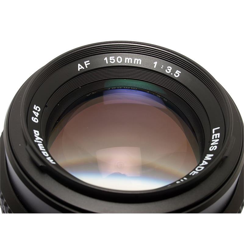 Mamiya 150mm F3.5 AF Thumbnail Image 1