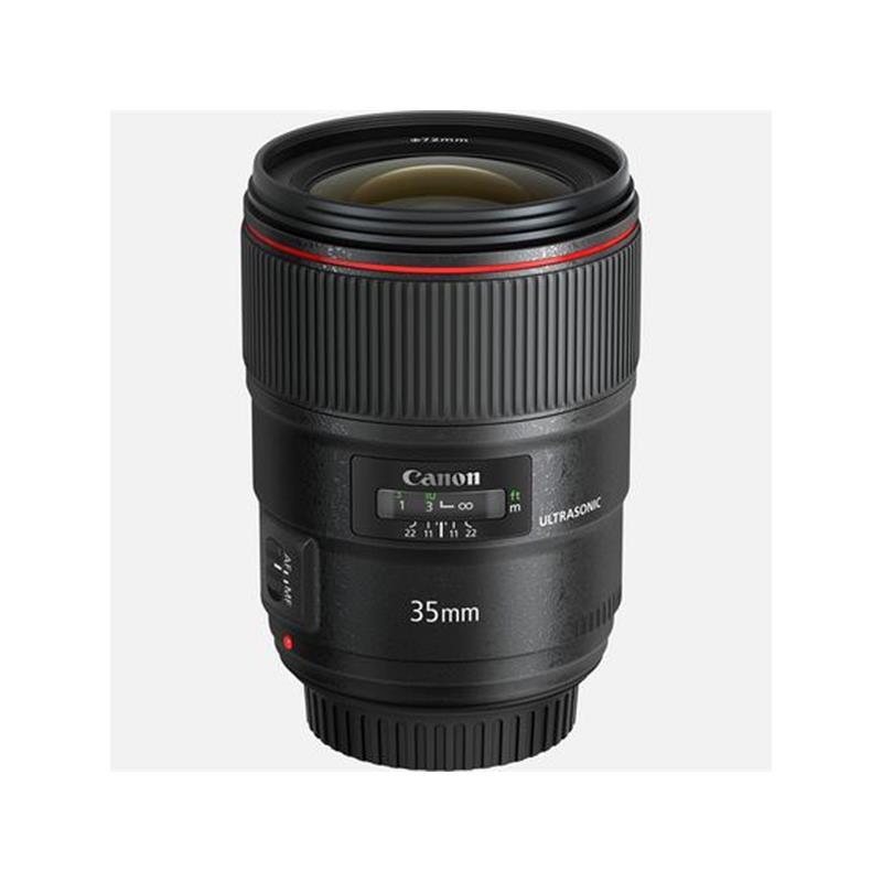 Canon 35mm F1.4 L II USM  Thumbnail Image 1