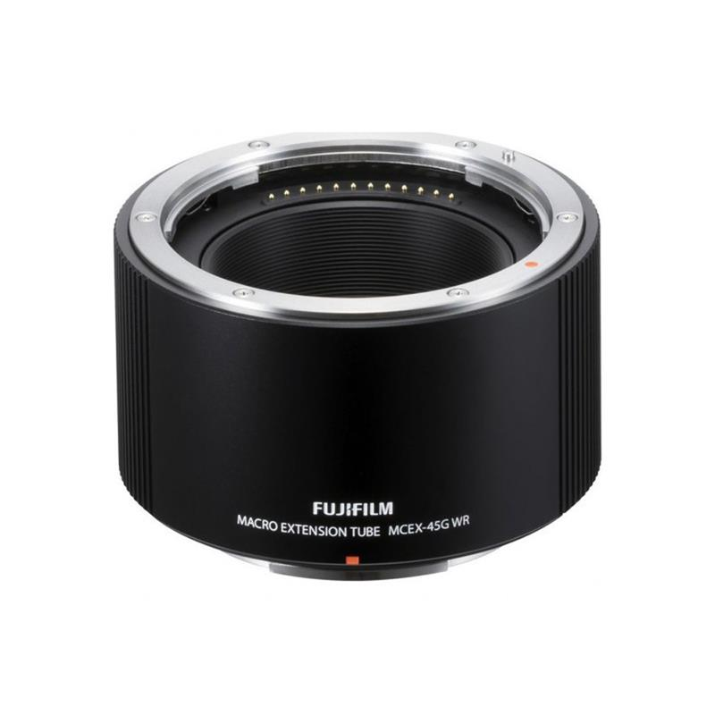Fujifilm MCEX-45G WR Macro Extension Tube 45mm - GFX Series Thumbnail Image 1
