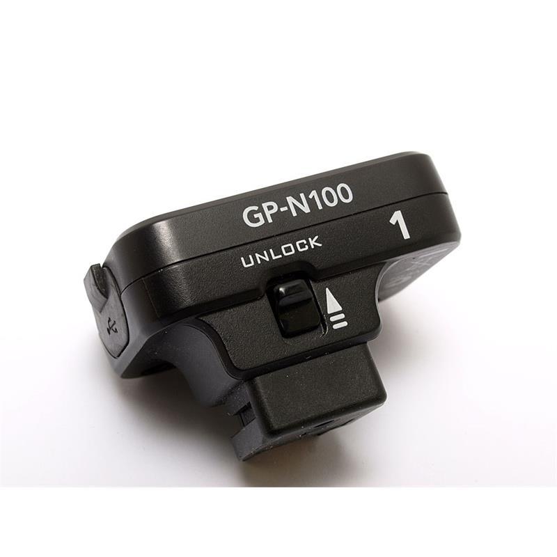 Nikon GP-N100 GPS Unit - Black Thumbnail Image 0