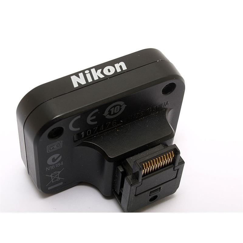 Nikon GP-N100 GPS Unit - Black Thumbnail Image 1