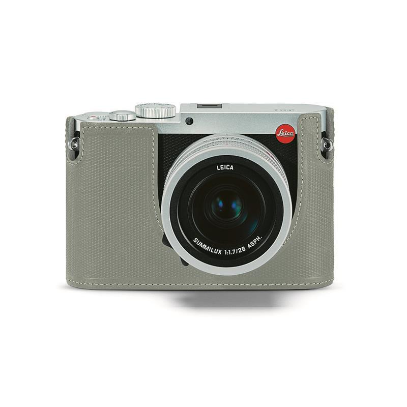 Leica Protector for Q (Typ116) - Cement 19519     Thumbnail Image 0