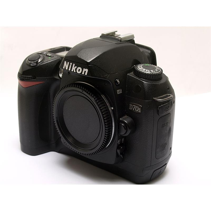 Nikon D70S Body Only Image 1