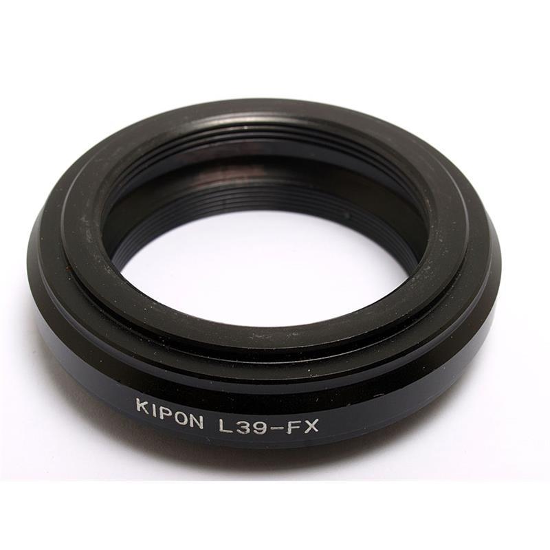 Kipon Leica L39 - Fuji X Lens Mount Adapter Image 1