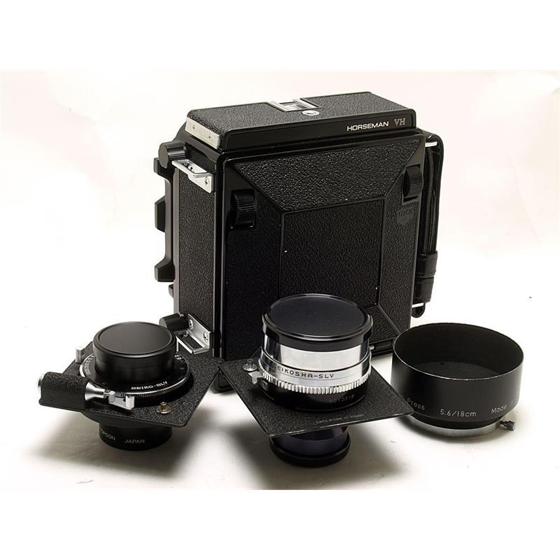 Horseman VH + 65mm/180mm Lenses Thumbnail Image 0