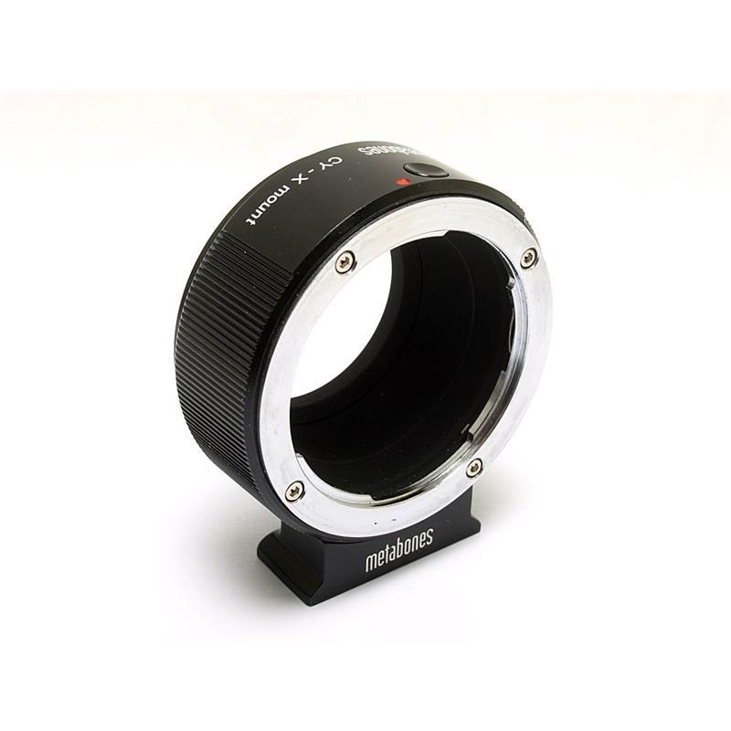 Metabones Speed Booster Contax - Fuji X Lens Mount Image 1