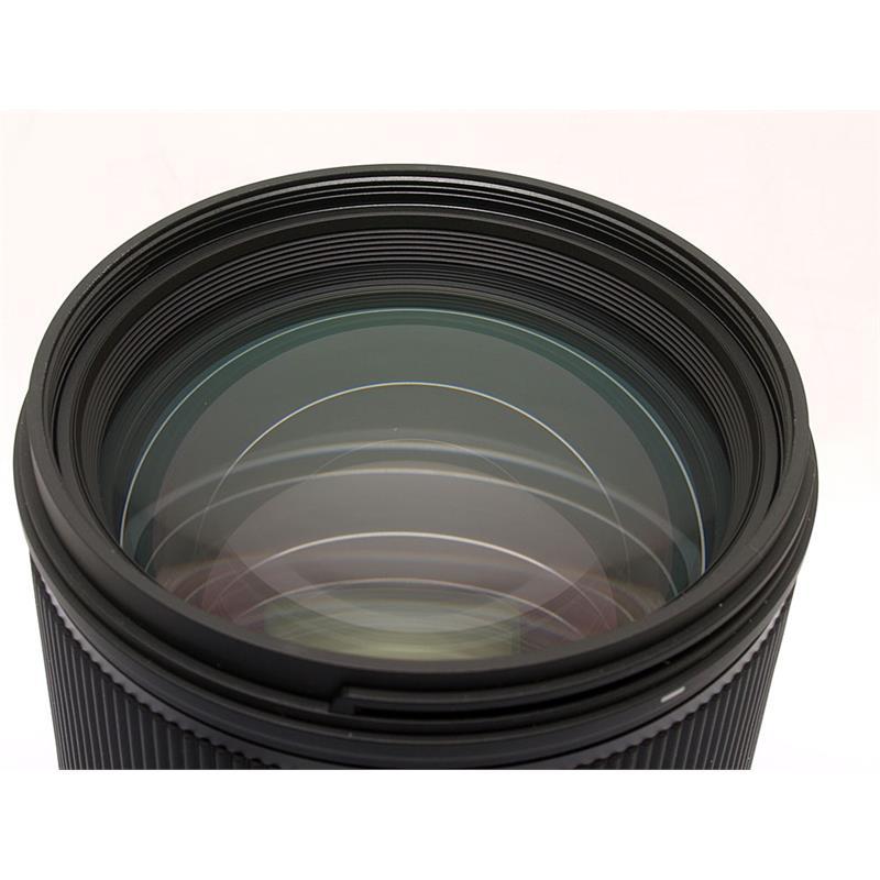 Sigma 85mm F1.4 DG HSM Art - Nikon AF Thumbnail Image 1