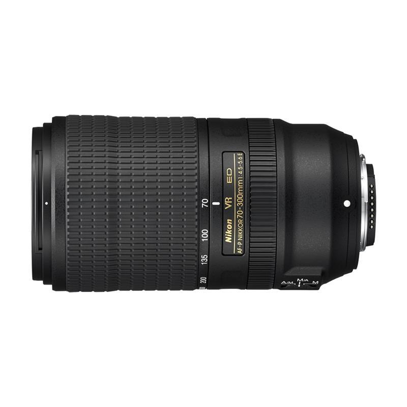 Nikon 70-300mm F4-6.3 E ED VR AF-P   Thumbnail Image 1