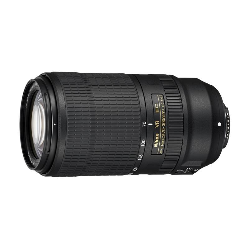 Nikon 70-300mm F4-6.3 E ED VR AF-P   Thumbnail Image 0
