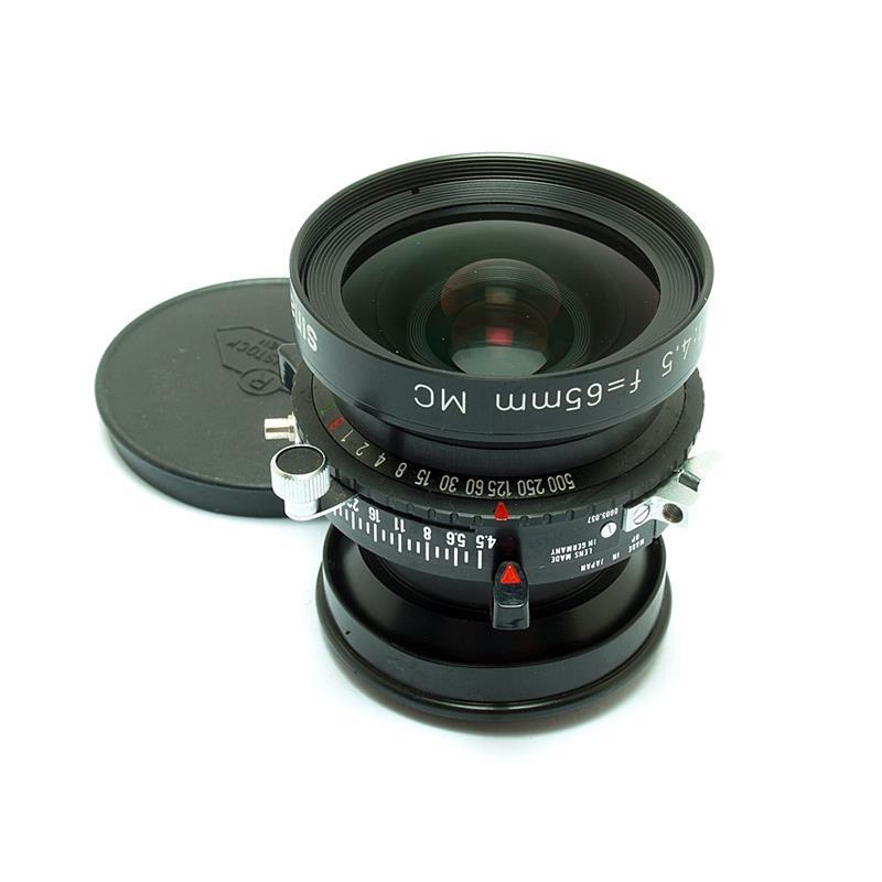 65mm F4.5 Sinaron W Thumbnail Image 0