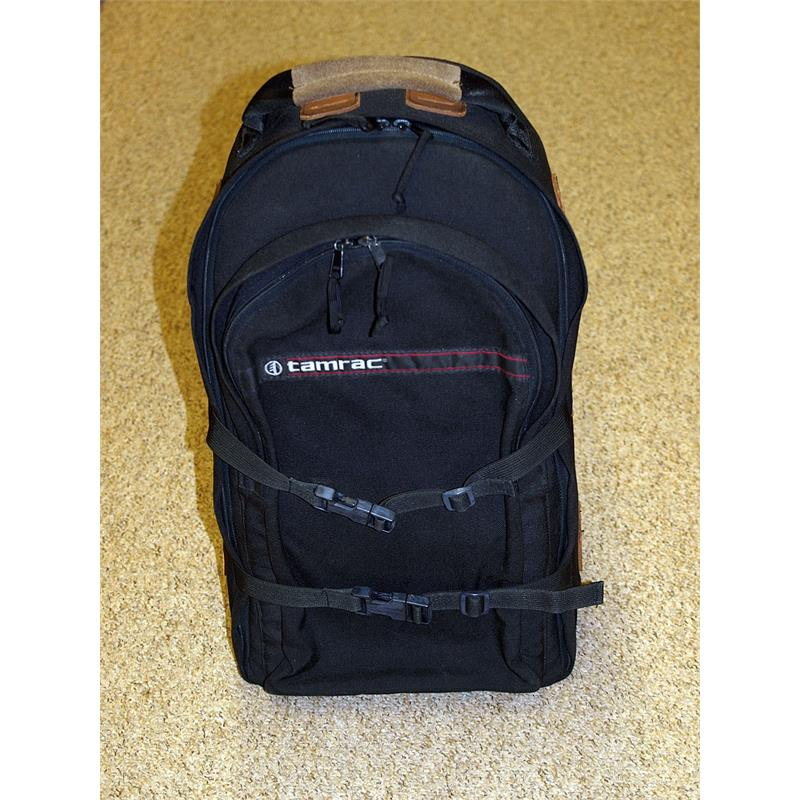Tamrac Medium Backpack - Black Thumbnail Image 0