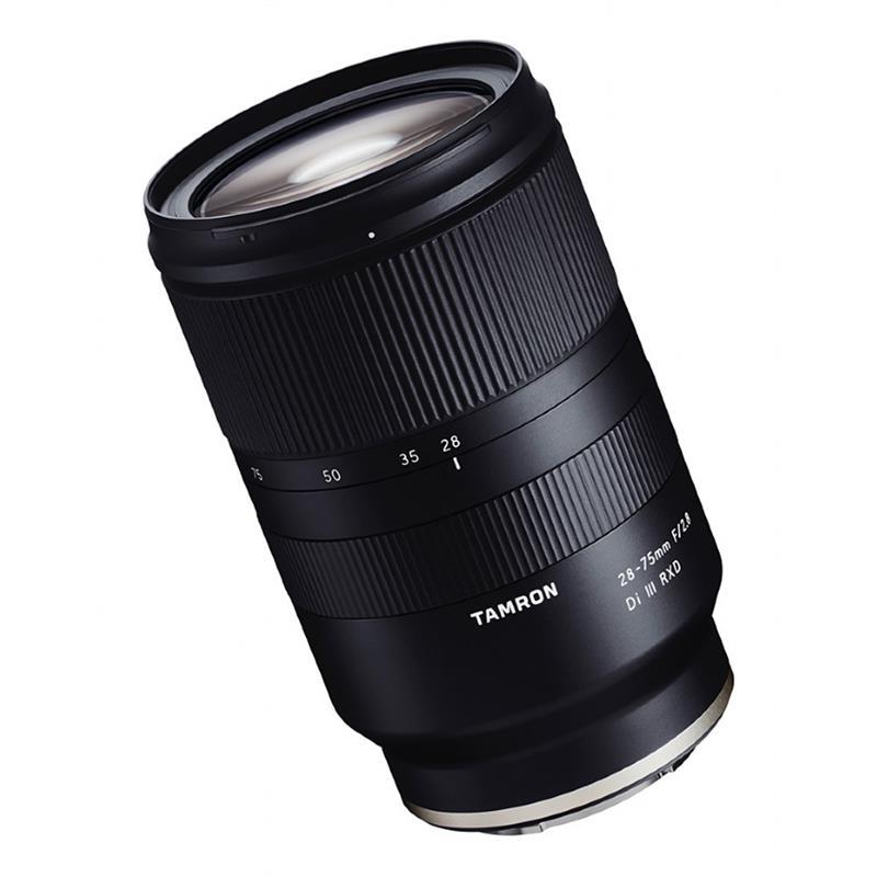 Tamron 28-75mm f2.8 RXD Di III - Sony E Thumbnail Image 1