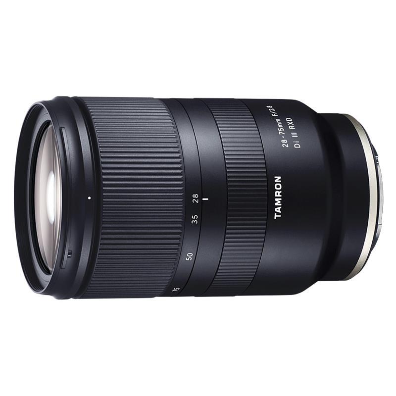 Tamron 28-75mm f2.8 RXD Di III - Sony E Thumbnail Image 0
