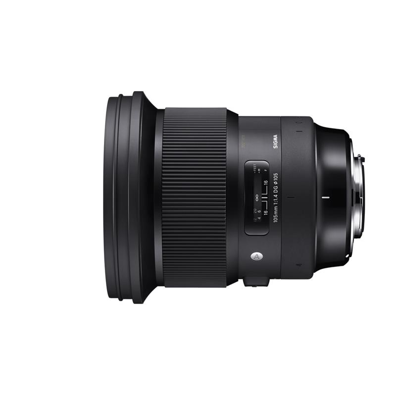 Sigma 105mm F1.4 DG HSM Art - Sony E Thumbnail Image 0