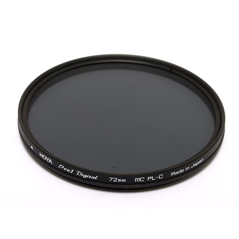 Hoya 72mm Pro1 Circular Polariser Image 1