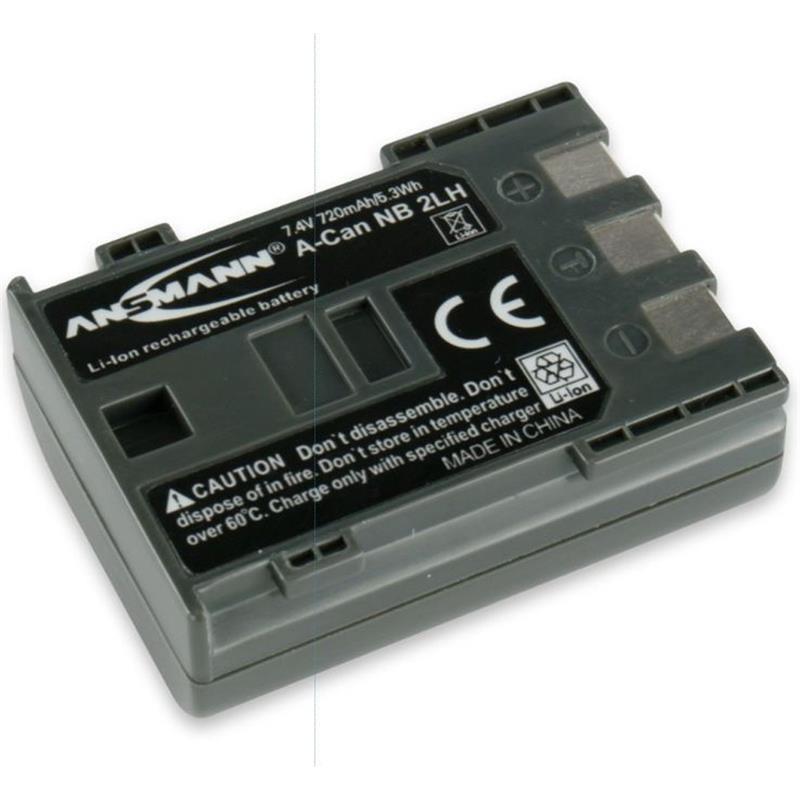 Ansmann Battery A-Can NB 2 LH Image 1