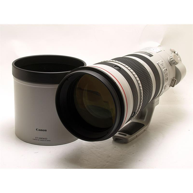 Canon 200-400mm F4 L IS USM with Internal 1.4x Thumbnail Image 0