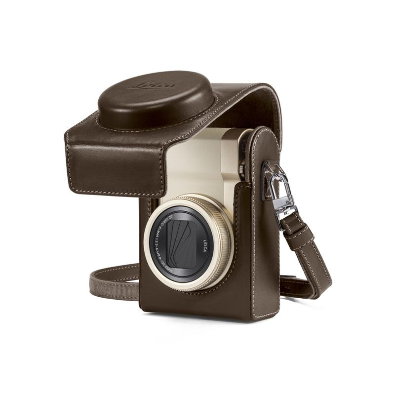 Leica C-Lux Leather Case 18845 - Taupe Thumbnail Image 1