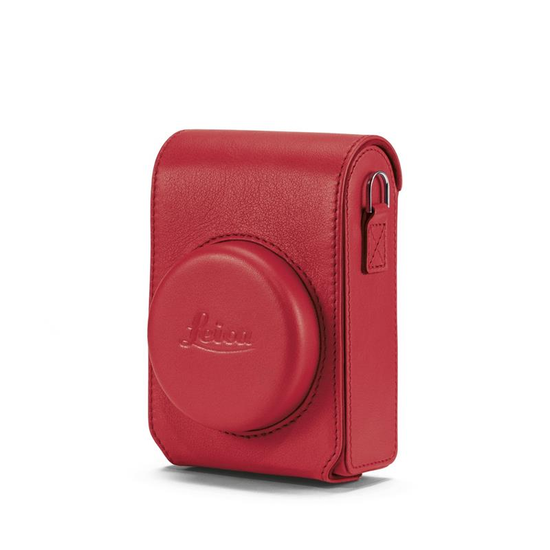 Leica C-Lux Leather Case 18847 - Red Thumbnail Image 0