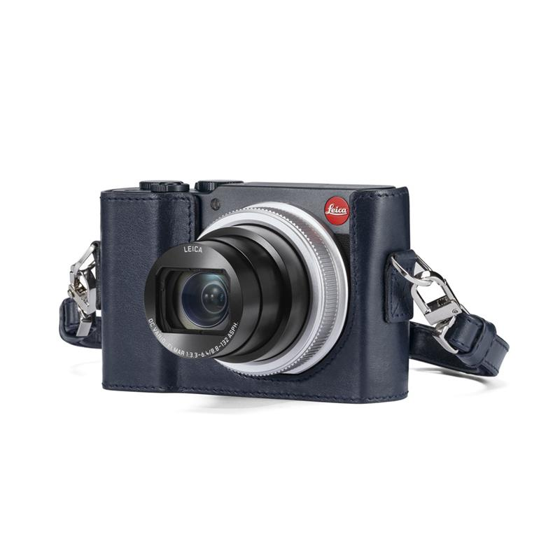 Leica C-Lux Leather Protector 18849 - Blue Thumbnail Image 1