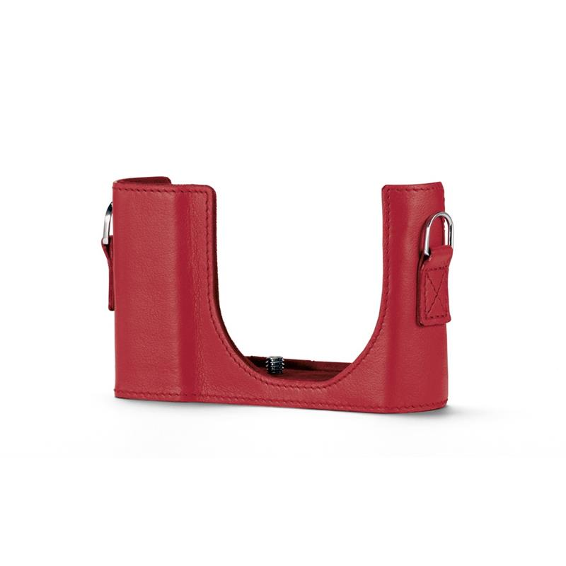 Leica C-Lux Leather Protector 18850 - Red Image 1