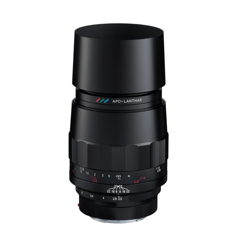 Voigtlander 110mm F2.5 Macro Apo Lanthar - Sony E Thumbnail Image 1