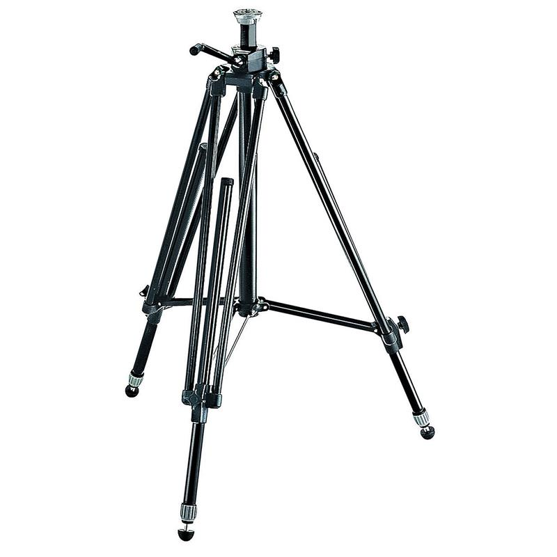 Manfrotto Triman Camera Tripod 028B - black withou Thumbnail Image 0